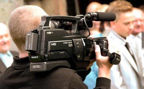 Filmproduktion aus Bielefeld dreht Ihr Hochzeitsvideo